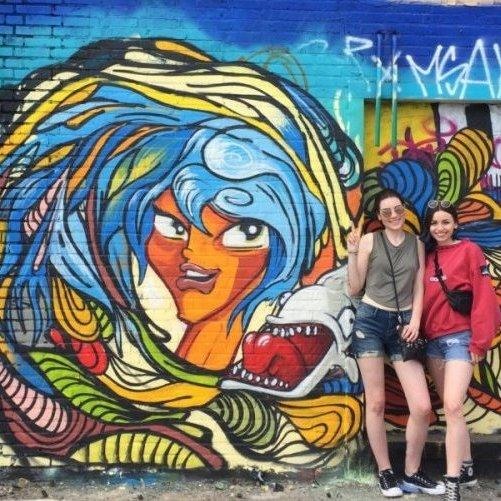 Street Art and Alternative Amsterdam Tour
